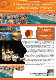 Ano 41 - Número 1- Abril 2009 - Sociedade Brasileira de Cirurgia de ...
