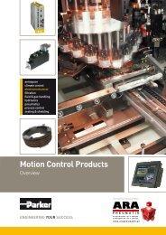 Motion Control Products - ARA Pneumatik