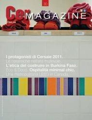 Cer Mag ITA 30.pdf (12997Kb) 44 minuti per il download