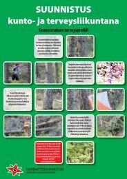 Esite (pdf) - Suomen Suunnistusliitto