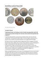 Geschichten rund ums Thema Geld - Richard-von-Weizsäcker ...