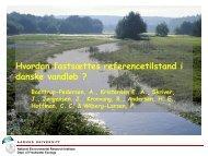 Præsentation på mødet - ATV - Jord og Grundvand