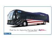 Gillig BRT The Bus Experience - Metro