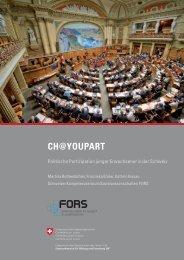 CH@YOUPART - Staatssekretariat für Bildung, Forschung und ...