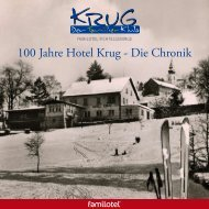 die kleine hexe - Hotel Krug