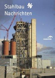 Stahlbau-Nachrichten 01/2009 - Verlagsgruppe Wiederspahn