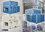 YMA Modular Air Handling Units