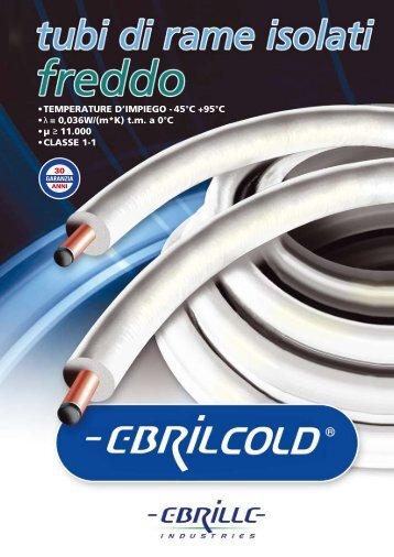 catalogo ebrilcold in pdf - Fioretti Rappresentanze