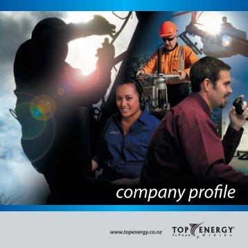 company profile - Top Energy