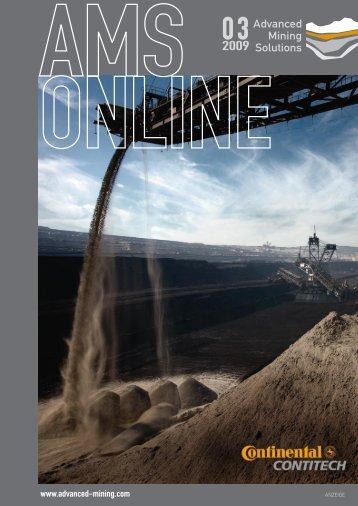 ist eine gemeinnützige - Advanced Mining