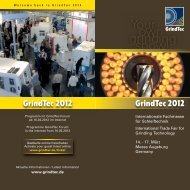 GrindTec 2012 GrindTec 2012