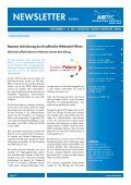Download Newsletter 05/2011 - Airtec - Page 2