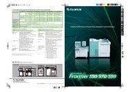 Documentation Frontier 550