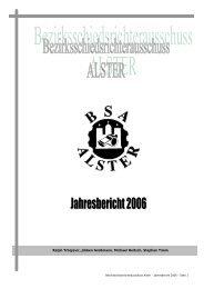 Jahresbericht 2006 - BSA Alster