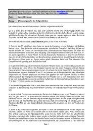 Autor: Manfred Mössinger Thema: Offenbarungsstufen ... - Kahal.De