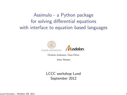 Nonlinear differential equation python