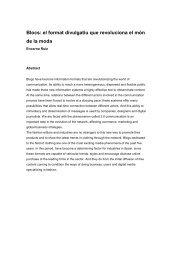 Blocs: el format divulgatiu que revoluciona el món de la moda - ESDi