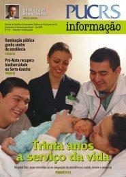 Nº 131 – Setembro-Outubro/2006 - pucrs