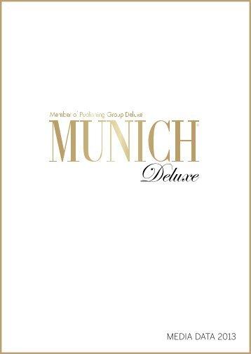 MEDIA DATA 2013 - Munich Deluxe