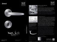 max BiLL | DEr uLmEr griFF the ulm hAndle - Frascio