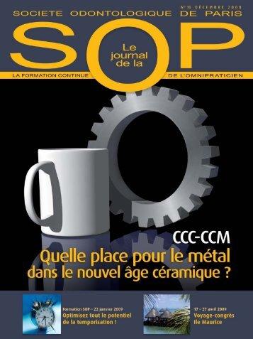 actualités - SOP