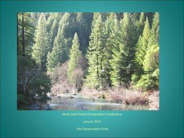Big River/Salmon Creek Forests Case Study - Sonoma Land Trust