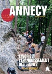 Magazine Annecy 221-mai juin 2012