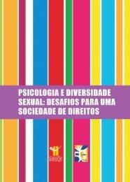 Psicologia e diversidade sexual: desafios para uma sociedade de ...