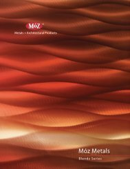 Blendz Brochure - Móz Designs