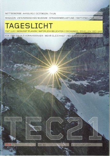 TEC21 - Scobalit AG