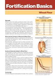 wheat flour - Flour Fortification Initiative