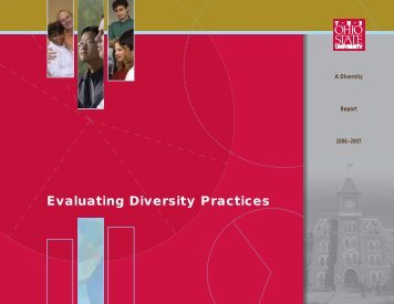 Evaluating Diversity Practices - go to site