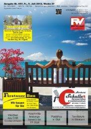 Ausgabe 5. Juli 2013 - Colist.eu
