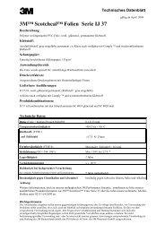 3M™ Scotchcal™ Folien Serie IJ 37