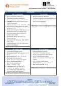 API Preparatory Course Schedule for the year 2013 - Iet-group.net - Page 5