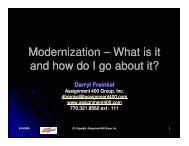 Modernization Modernization – What is it What is it ... - Assignment400