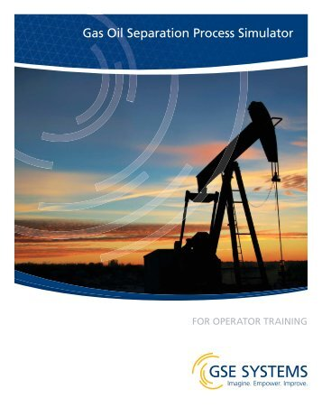 Oil & Gas Simulation - GSE Systems, Inc.
