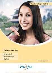 Collagen food film - Viscofan