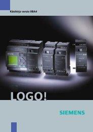 Käsikirja versio 0BA4 - Siemens