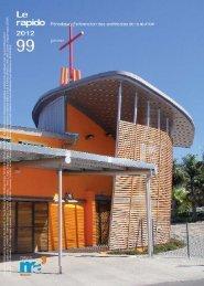 Rapido n°99 - archi.re :: architectures à l'île de La Réunion