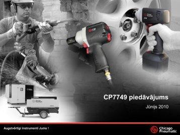 CP7749 - MC Rolls