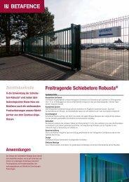 Download Prospekt - Betafence