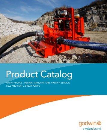 Product Catalog - Godwin Pumps