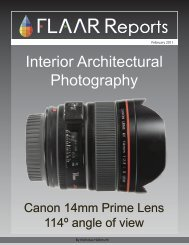 Interior Architectural Photography with Canon 14mm Prime Lens ...
