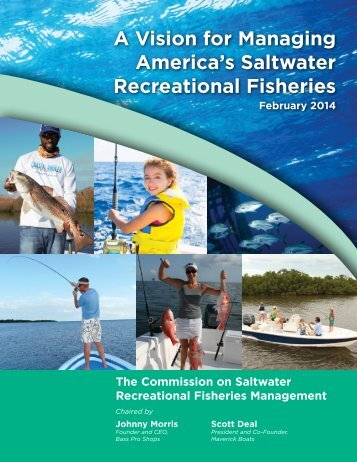 Saltwater Fisheries Vision Report