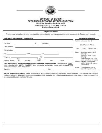 freedom of information and public records act request template to calcasieu parish district. Black Bedroom Furniture Sets. Home Design Ideas