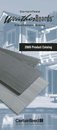 2009 Product Catalog - Huttig Building Products