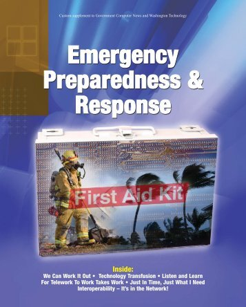 Emergency Preparedness & Response - Federal News Radio
