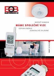 Katalog výrobce ELEKTROBOCK - B + B Elektro