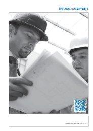 PREISLISTE 2012 - Reuss-Seifert GmbH